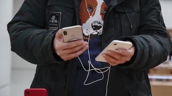Kevesebb okostelefon fogyott tavaly