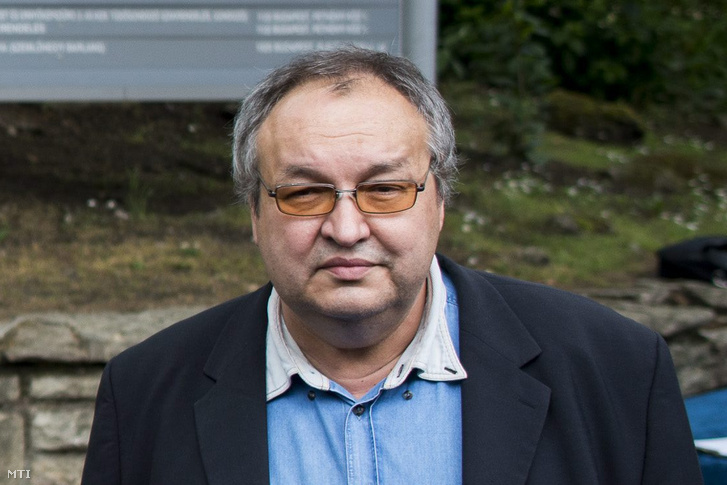 Kázmér Tibor, a Szent János Kórház főigazgatója