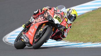 A Ducati sorban hozza a rekordokat a Superbike-ban