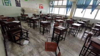 Részeg randalírozással zavartak meg egy középiskolai vizsgát Bangkokban