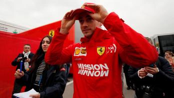 Leclerc: Jó jel, ha probléma leszek