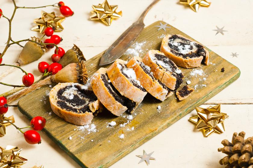 A karácsonyi menü mákos, lencsés vagy babos fogást is tartalmazzon, mert az a következő évben sok pénzt jelent annak, aki fogyaszt belőle.