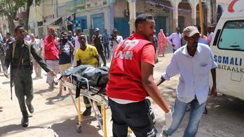 Utcai takarítónőket lőttek agyon a szomáliai fővárosban
