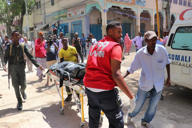 2019. február 4-én egy felrobbantott autó miatt szállították a sérült civileket kórházba Mogadishuban. Ekkor 9 ember halt meg és sokan megsérültek.
