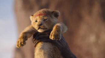 Lement az Oscar-gálán az élő szereplős Oroszlánkirály új előzetese