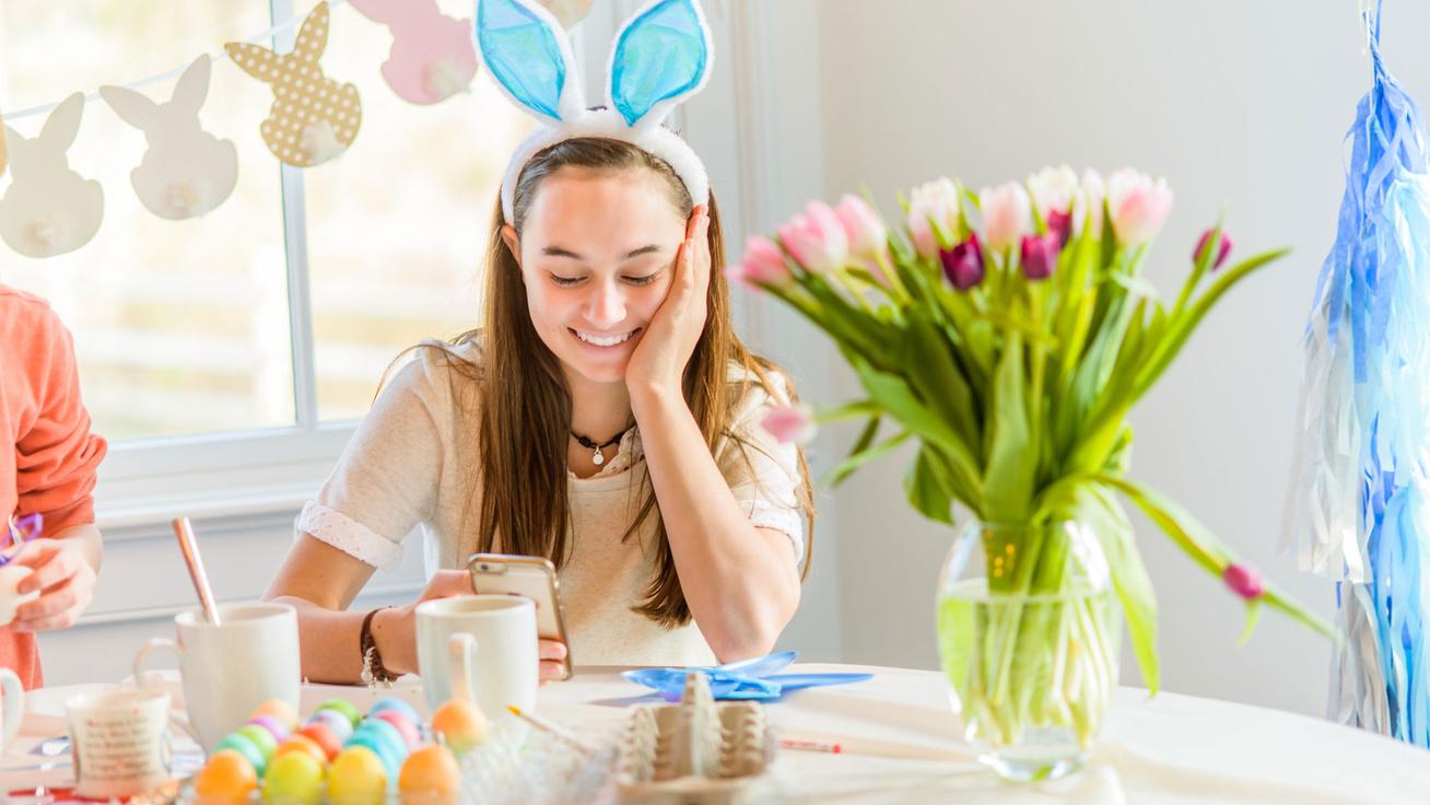 A 10 legkedvesebb húsvéti SMS: azoknak, akiket nagyon szeretsz