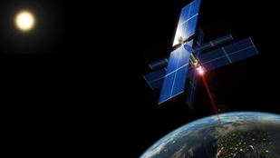 A jövő naperőművei az űrben kaphatnak helyet