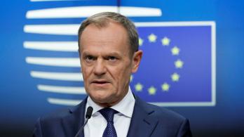 Donald Tusk: Észszerű megoldás lenne a brexit elhalasztása