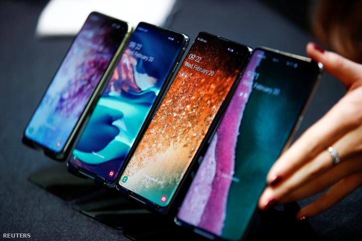 A Samsung új 5G készülékei