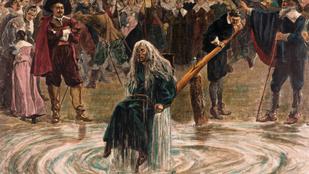 Egy anyajegy is elég volt a halálhoz a salemi boszorkányperekben
