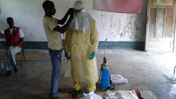 Felgyújtottak egy ebolás betegeket ellátó központot Kongóban