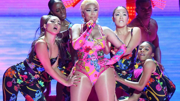 Baromira sajnálhattuk volna, ha Nicki Minaj elmarad