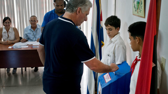 84,4 százalékos részvételi arány a kubai alkotmány-népszavazáson
