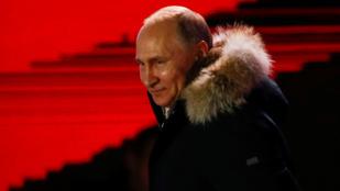 Putyin készül a válságra