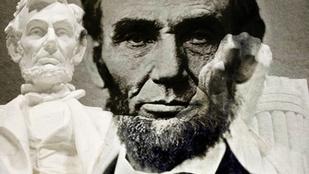 Lincoln még embert is támasztott fel, mielőtt elnök lett