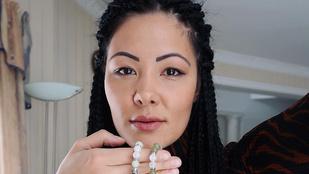 Koholák Alexandra milliókat kereshet a spirituális karkötőkön
