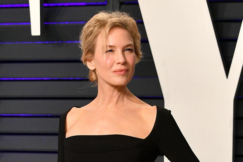 Renée Zellweger cérnavékonyra fogyott - Már nem is hasonlít Bridget Jonesra