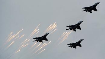 Belgrád négy MiG-29-est kapott Fehéroroszországtól