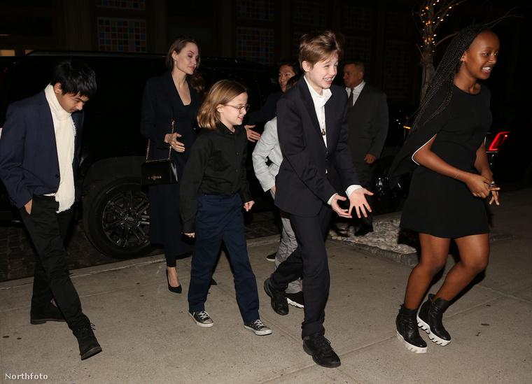Ez volt a The Boy who Harnessed the Wind című mozi, amihez semmi köze nincs Angelina Jolienak