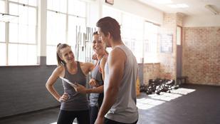 Még valami, amit az edzések hatékonyságáért megtehetsz