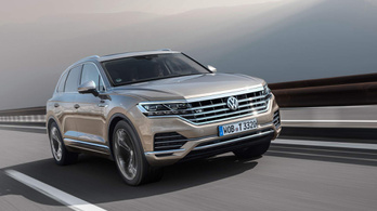Óriás-dízelmotort kap a legnagyobb VW