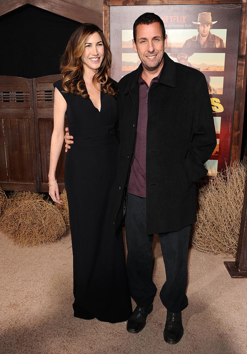 Adam Sandler és gyönyörű felesége, Jackie a mai napig bolondulnak egymásért.