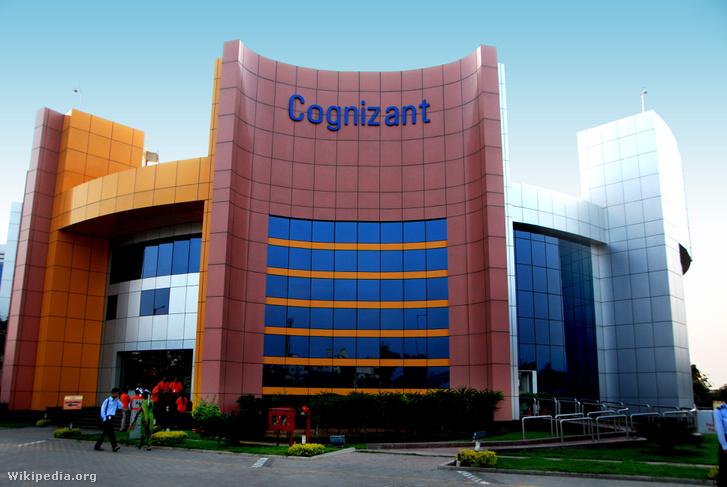 Cognizant Chennai-ban található iroda épülete