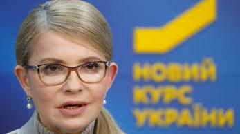 Julija Timosenko hazaárulás miatt lemondatná Petro Porosenko ukrán elnököt