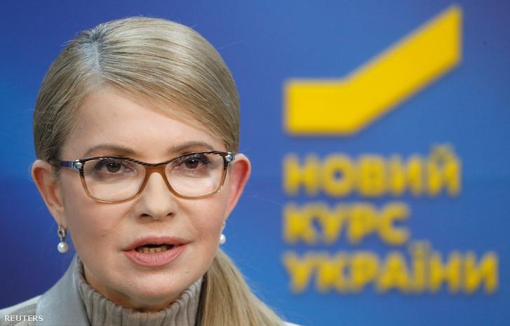 Julija Timosenko