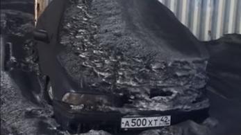 Fekete hó esett Szibériában, egy időre bezárták a szénfeldolgozót