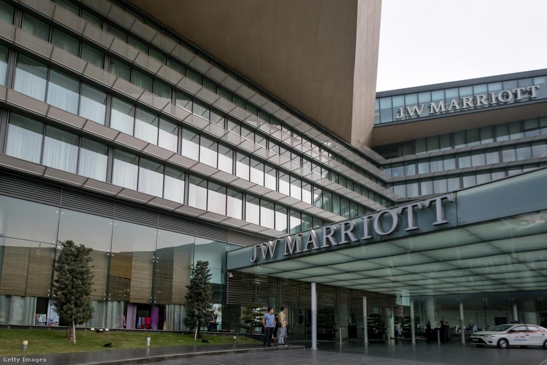 A Marriott ad otthont a találkozónak