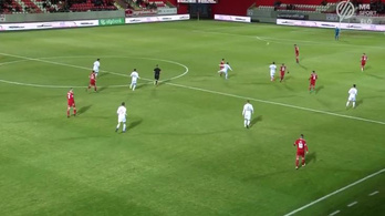 Ötvenméteres gólt lőtt a Fradi-játékos a Magyar Kupában