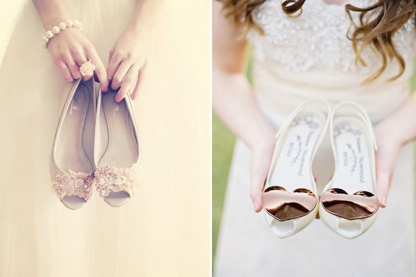 A nyitott orrú cipő a rugalmas betétnek köszönhetően jól illeszkedik a lábra, ha pedig még fényes is, vagy egy szép kő díszíti, csodásan passzol a ruhához. A glami.hu oldalon különböző díszítésű, színű és méretű, nyitott balerinacipő kapható, akár 5.490 forinttól.