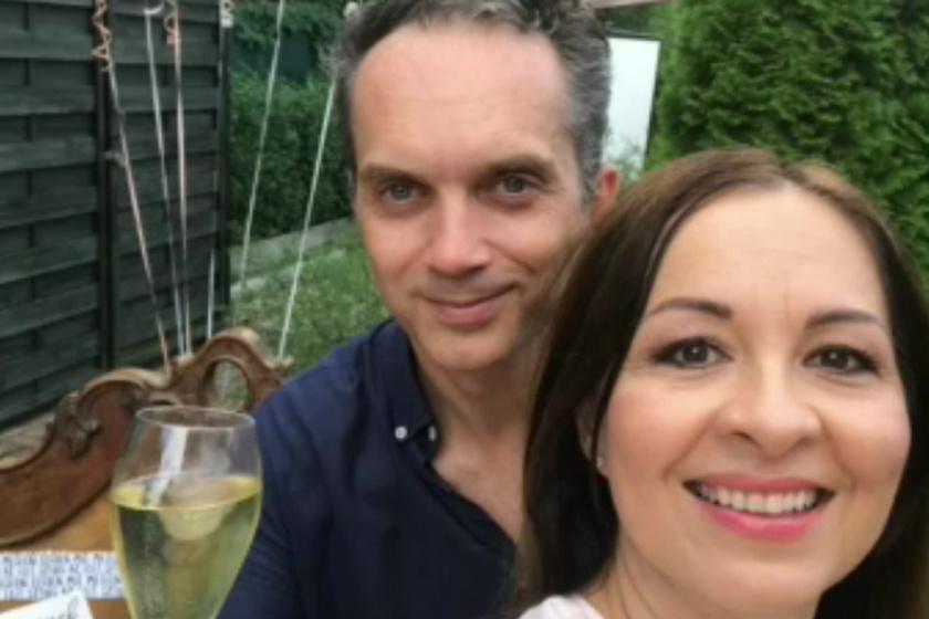 20 éve házas Szekeres Adrien és Kiss Gábor.