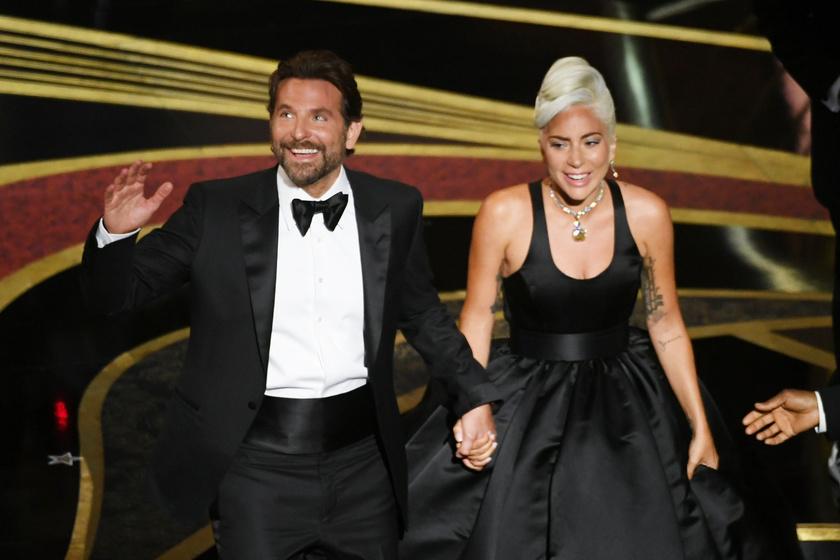 Érik a botrány: Bradley Cooper kedvese ezt csinálta az Oscar-gála után