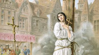 Sok nő élt fényesen abból, hogy Jeanne d'Arcnak adta ki magát