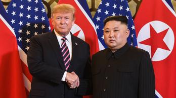 Négyszemközti megbeszéléssel és vacsorával indult Trump és Kim Dzsongun második csúcstalálkozója