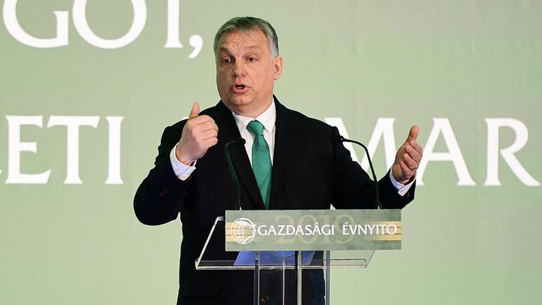 Orbán 6 pontos tervvel állt elő
