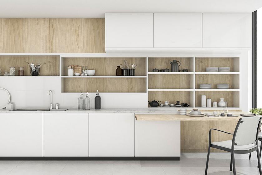 Ha kedveled az egyszerű, letisztult formákat, akkor 2019-ben is kiváló választás számodra a minimalista dizájn: az egyenes vonalú bútorok időtlen eleganciát kölcsönöznek otthonodnak.
