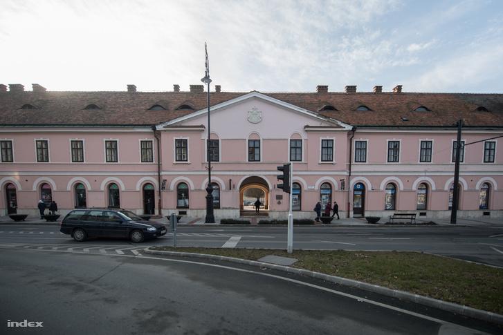 A Vasemberház Nagykanizsán