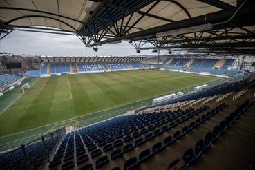 A zalaegerszegi stadion