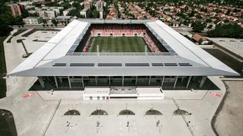 A Vidi vagy a Diósgyőr stadionja is lehet 2018 legszebbje