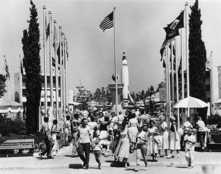 A Tomorrowland bejárata (1960)