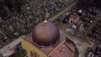 Drónok segítenek az európai zsidó temetők megőrzésében
