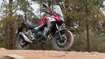 Bemutató: Honda CB500X