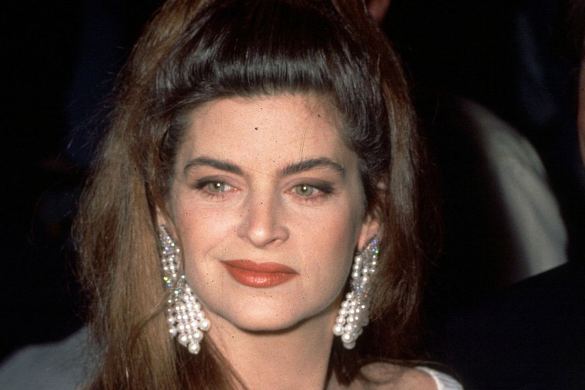 Emlékszel Kirstie Alley-re? Nem fogod elhinni, hogy néz ki most