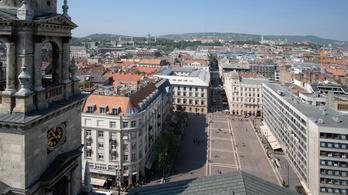 Magyar Narancs: 30 százalékot veszít önszántából ingatlanjain az V. kerület