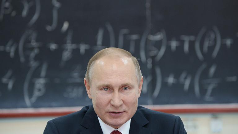 Putyin receptje alapján bombázzák az Akadémiát