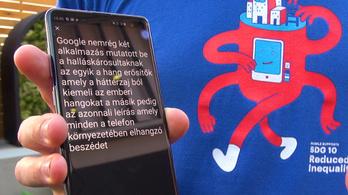 A Google végre megcsinálta: megérti a magyar beszédet az Android