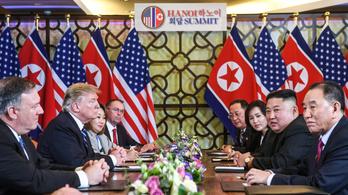 A legfontosabb tudnivalók a zátonyra futott Trump–Kim-csúcstalálkozóról